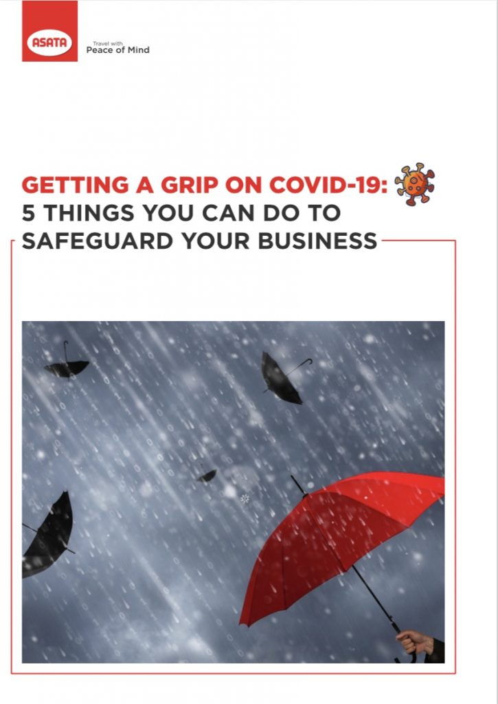 Getting a grip on COVID-19: 5 steps to safeguarding your business 2